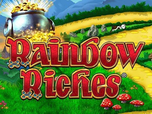 Rainbow Riches Slots